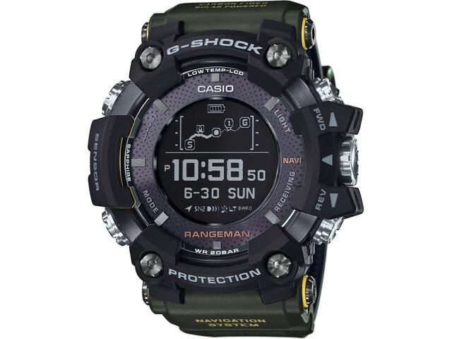 CASIO G-SHOCK GPR-B1000-1BER Watch Men, black/black/black